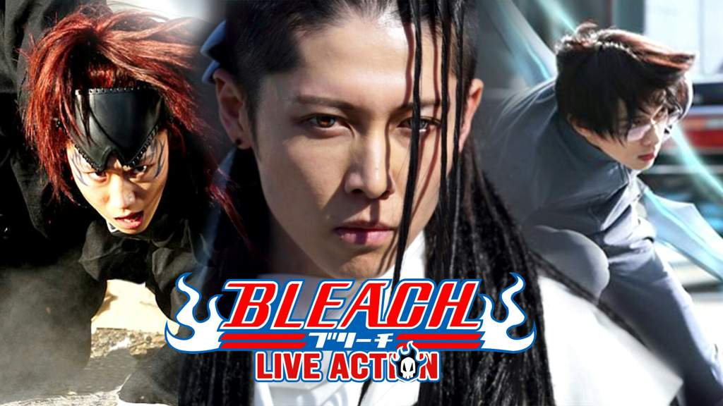 Bleach live action miyavi