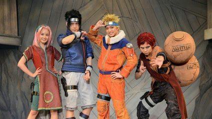 Spettacolo teatrale Naruto