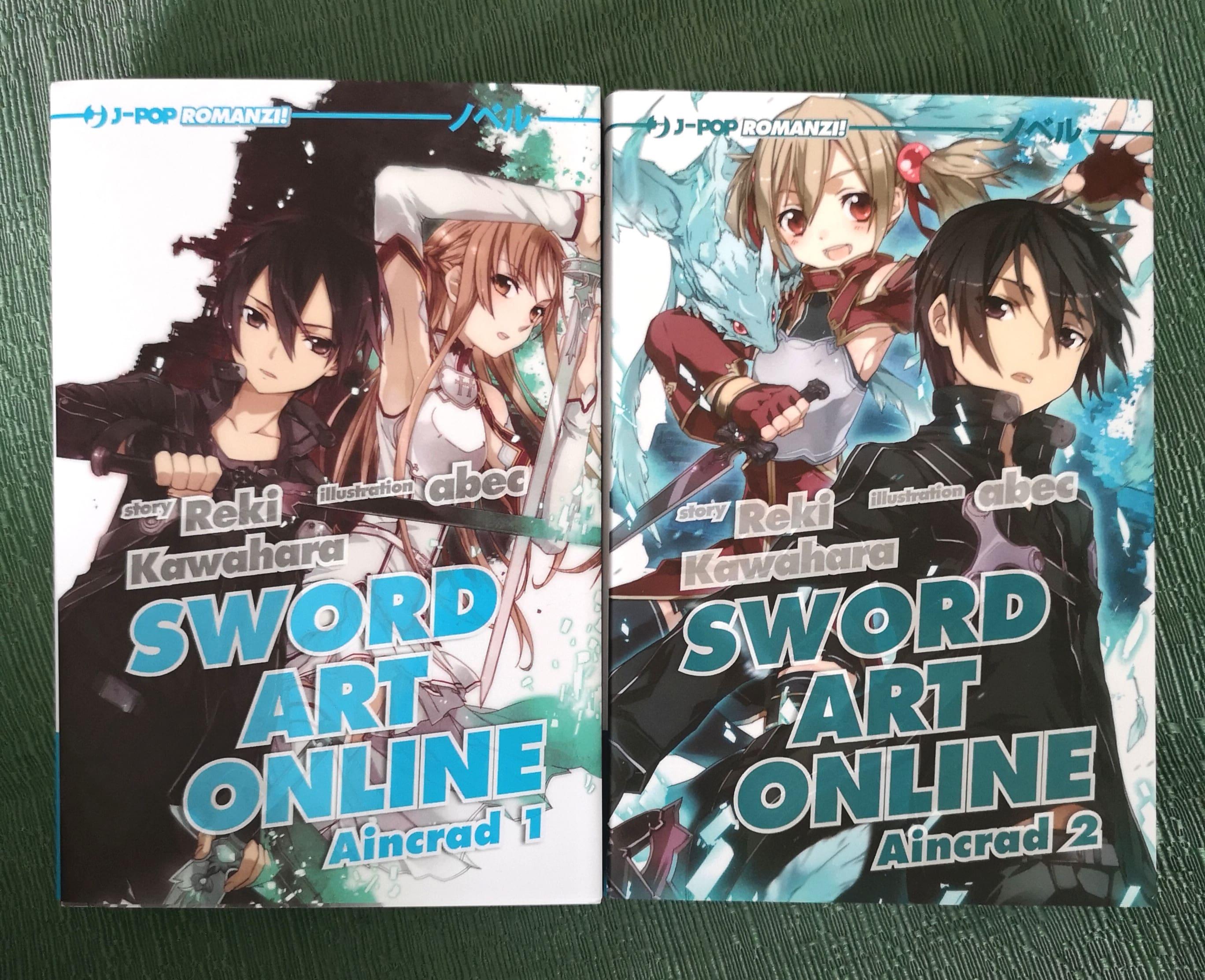 Realtà E Virtuale Si Fondono In Un Gioco Sword Art Online Otakus