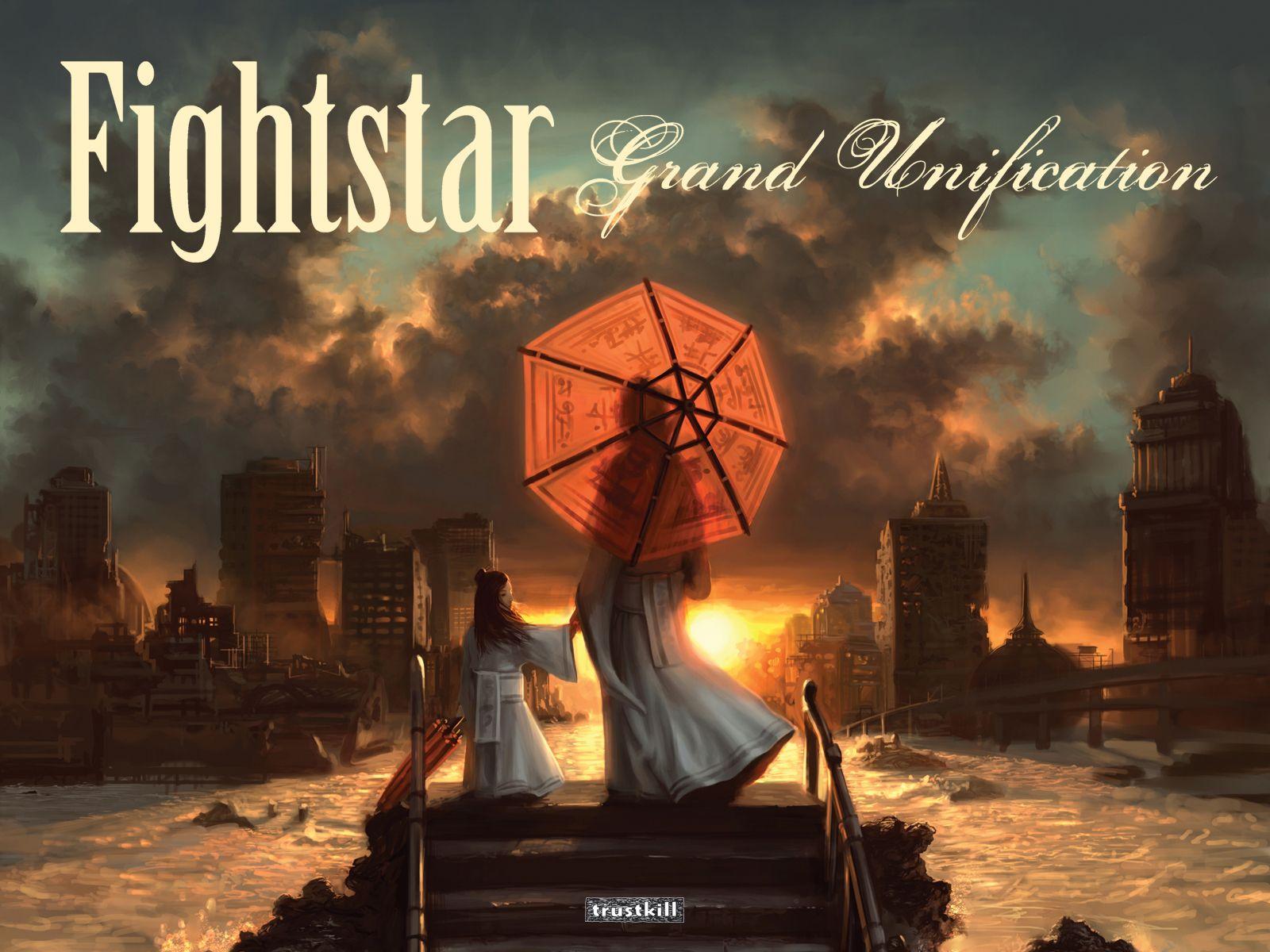 Grand Unification copertina