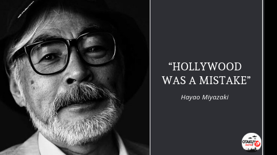 Hayao Miyazaki citazioni