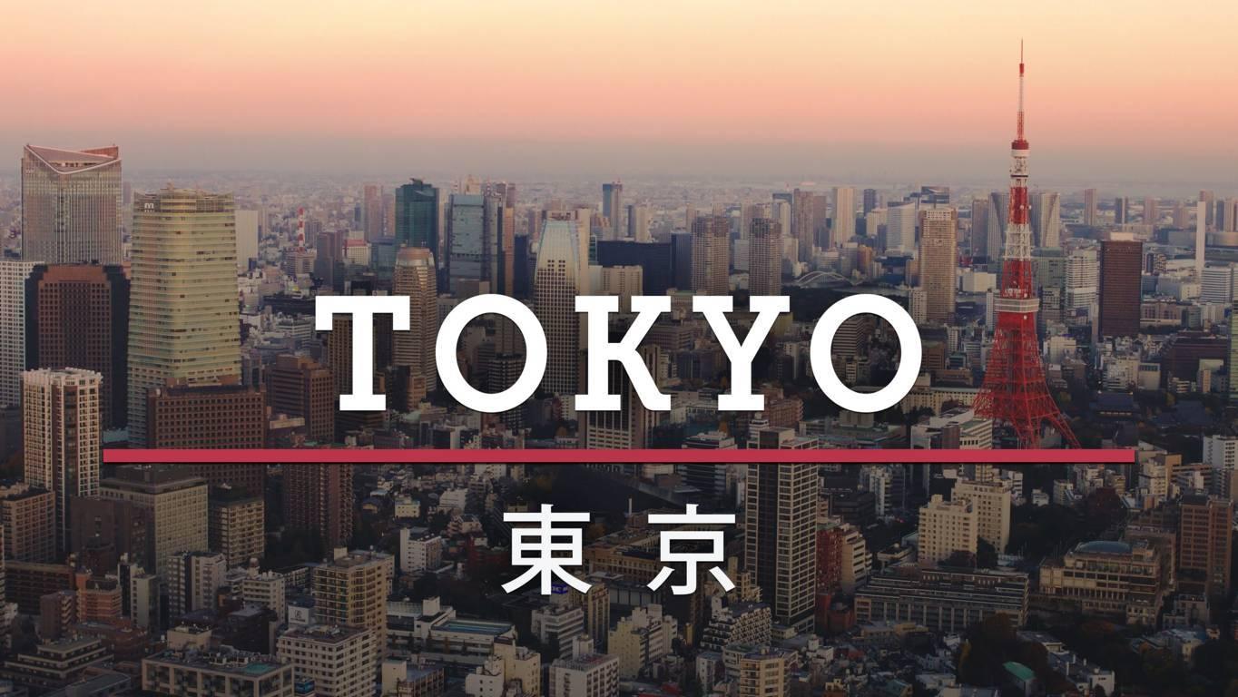 Tokyo invasa