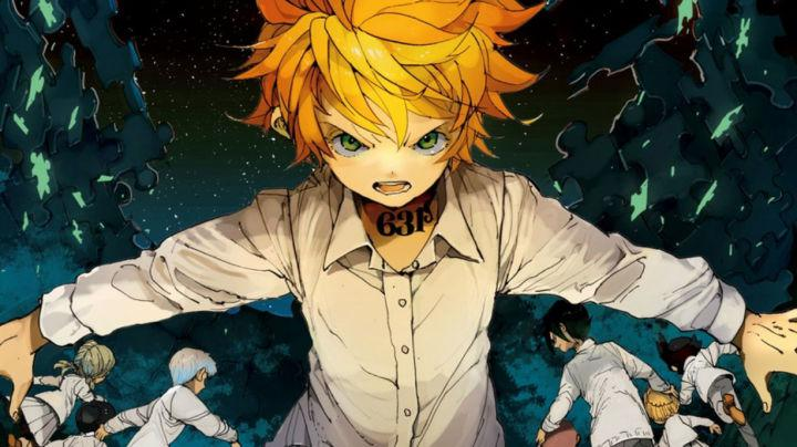 orfani negli anime: The Promised Neverland