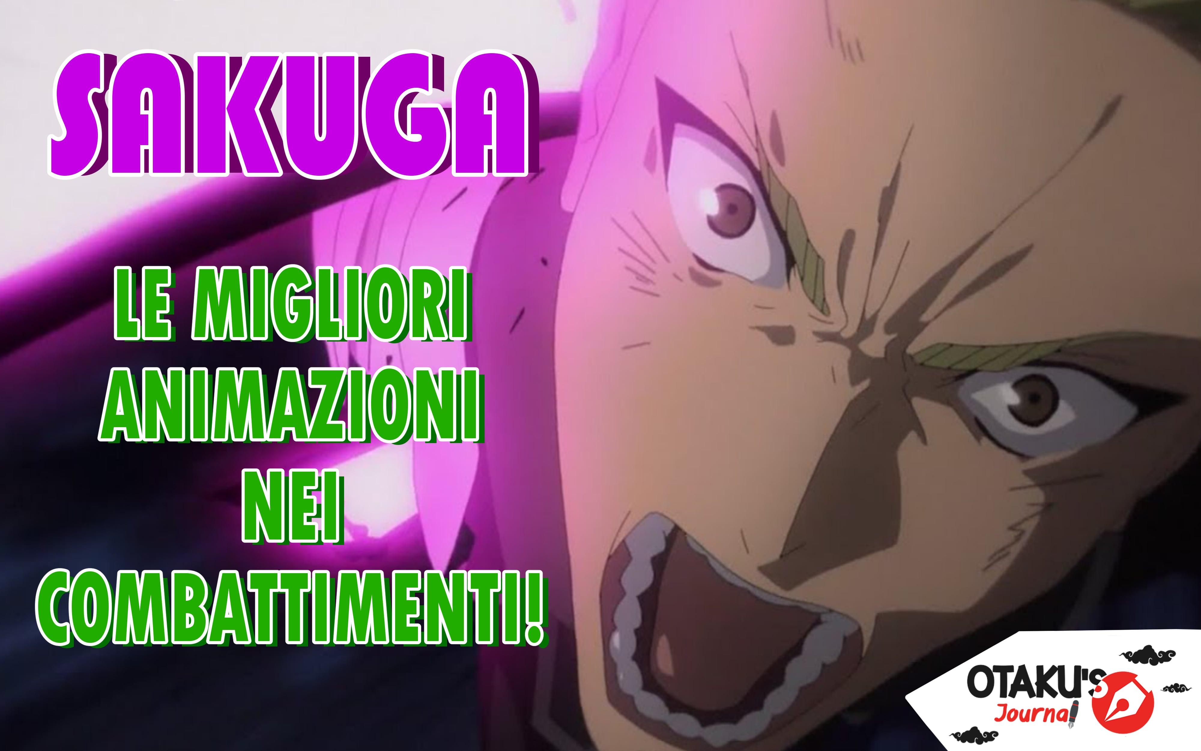sakuga: le migliori animazioni nei combattimenti