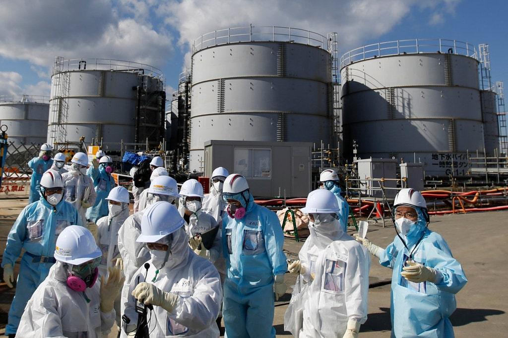Disastro Fukushima