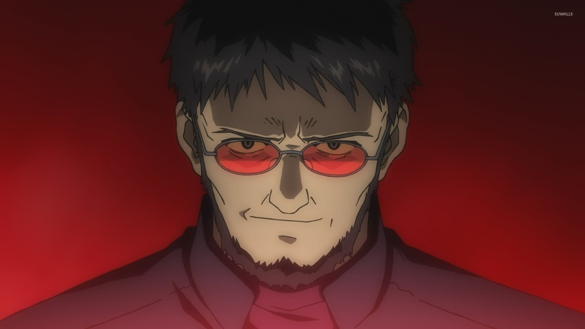 Peggiori papà negli anime Gendo Ikari