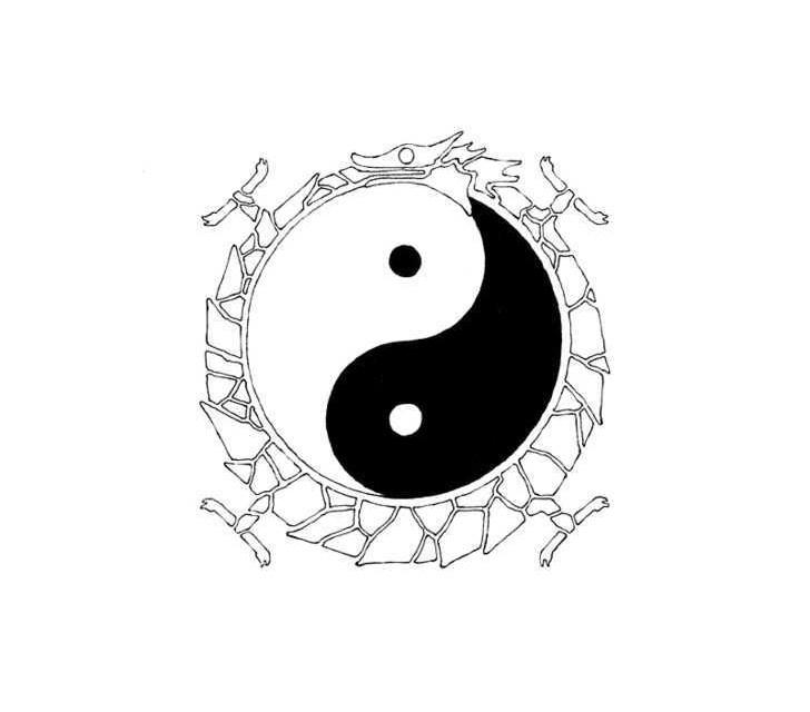 Il concetto di Yin e Yang in Narutaru