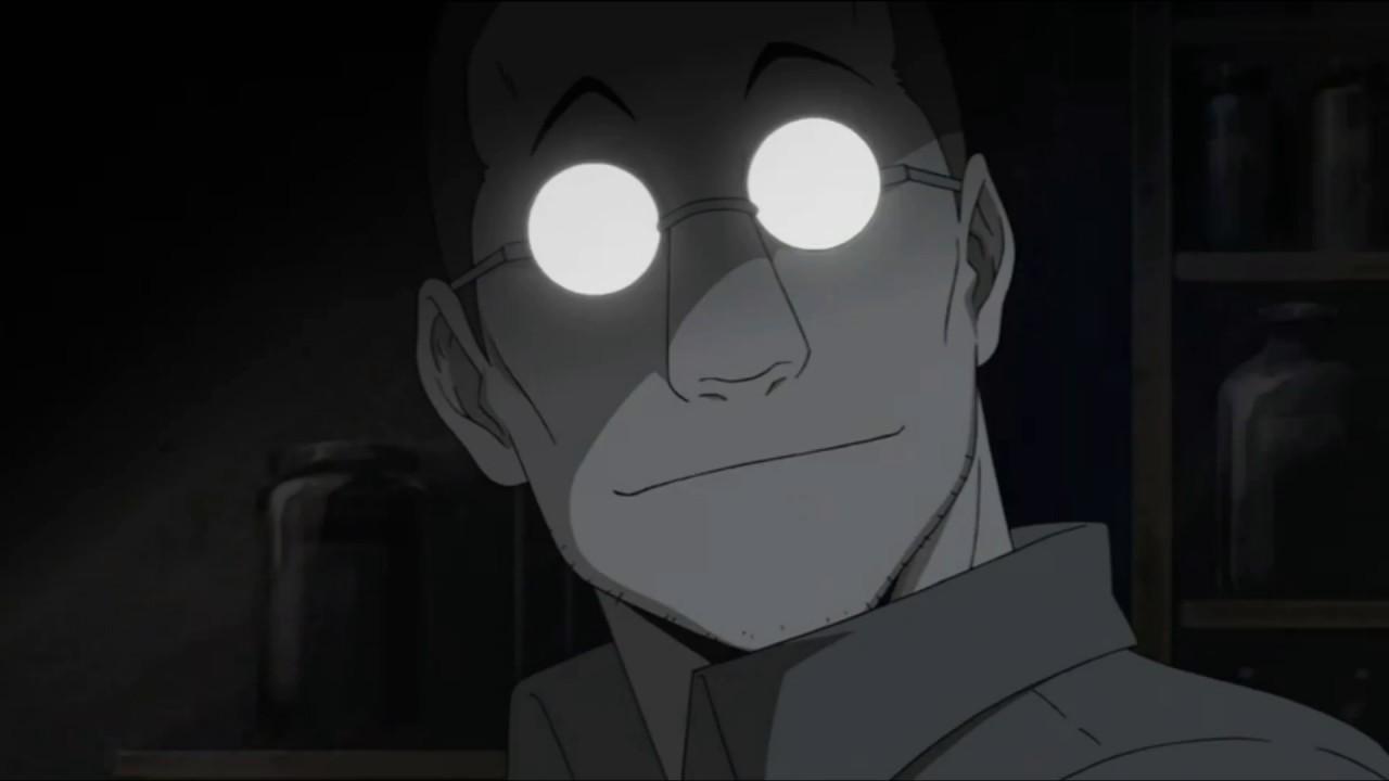 Peggiori papà negli anime Shou Tucker