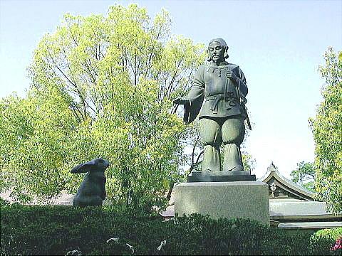 Okuninushi e il Coniglio di Inaba