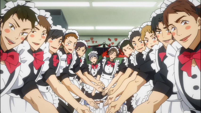 nuotatori maid