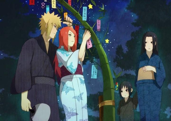 Tanabata Matsuri in Naruto