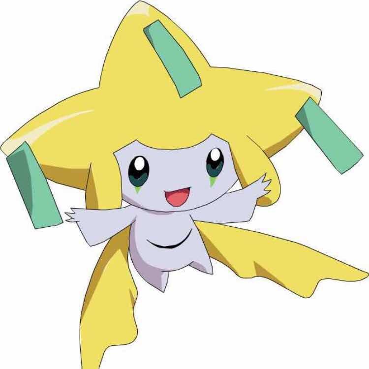 Tanabata Matsuri Pokémon leggendario Jirachi