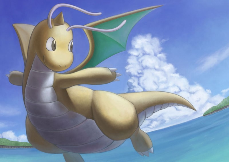 Pokémon preferito Dragonite