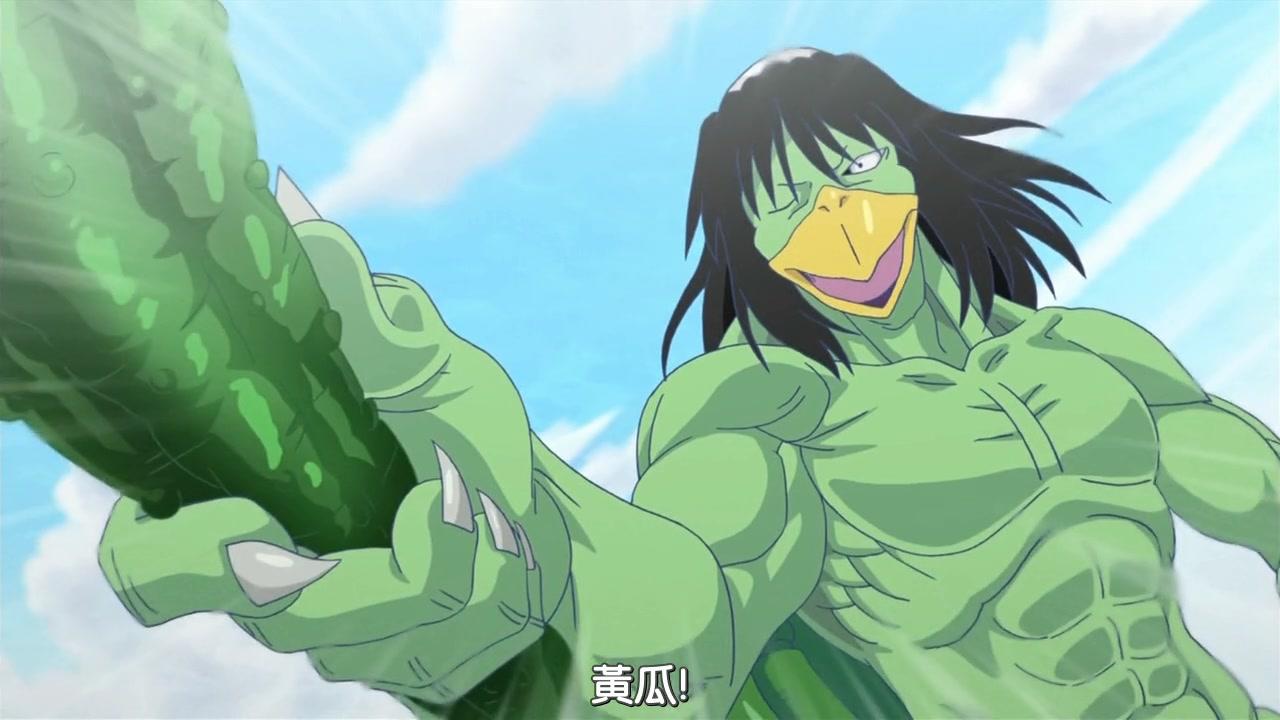 Kawabata della serie anime Namiuchigiwa no Muromi-san