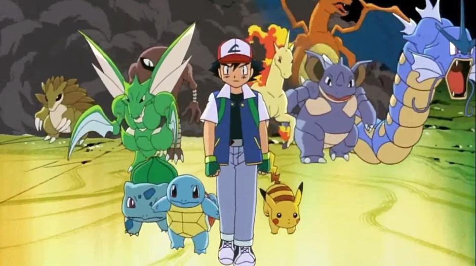 anime che fanno piangere: pokemon