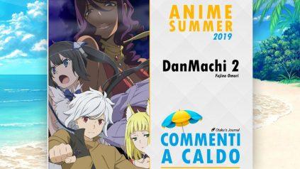 DanMachi 2 prime impressioni