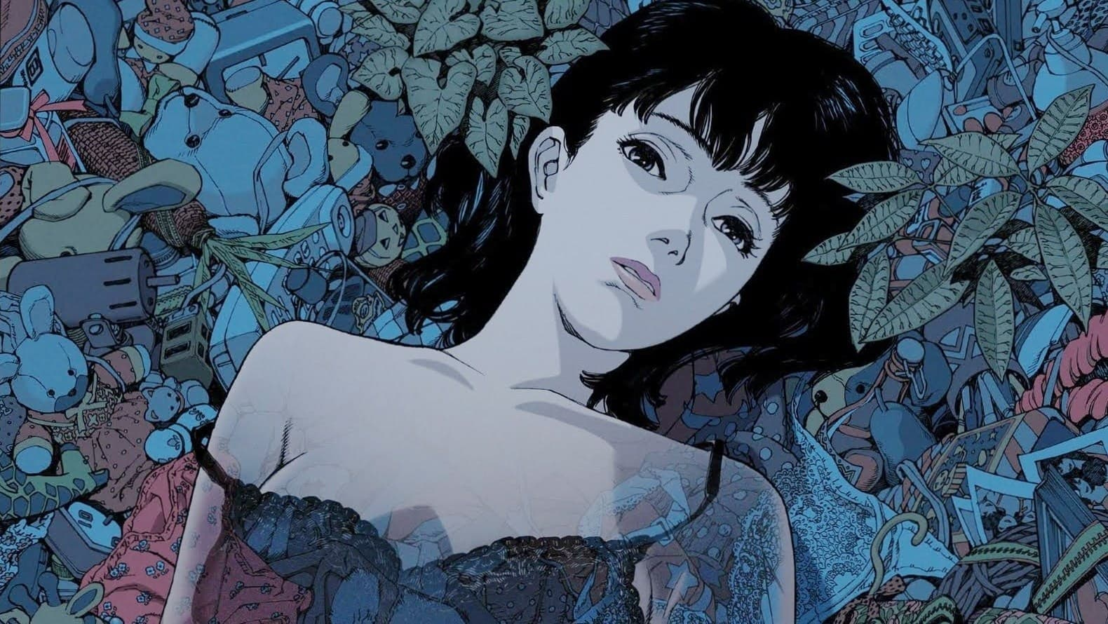 Cover Artwork Perfect Blue
