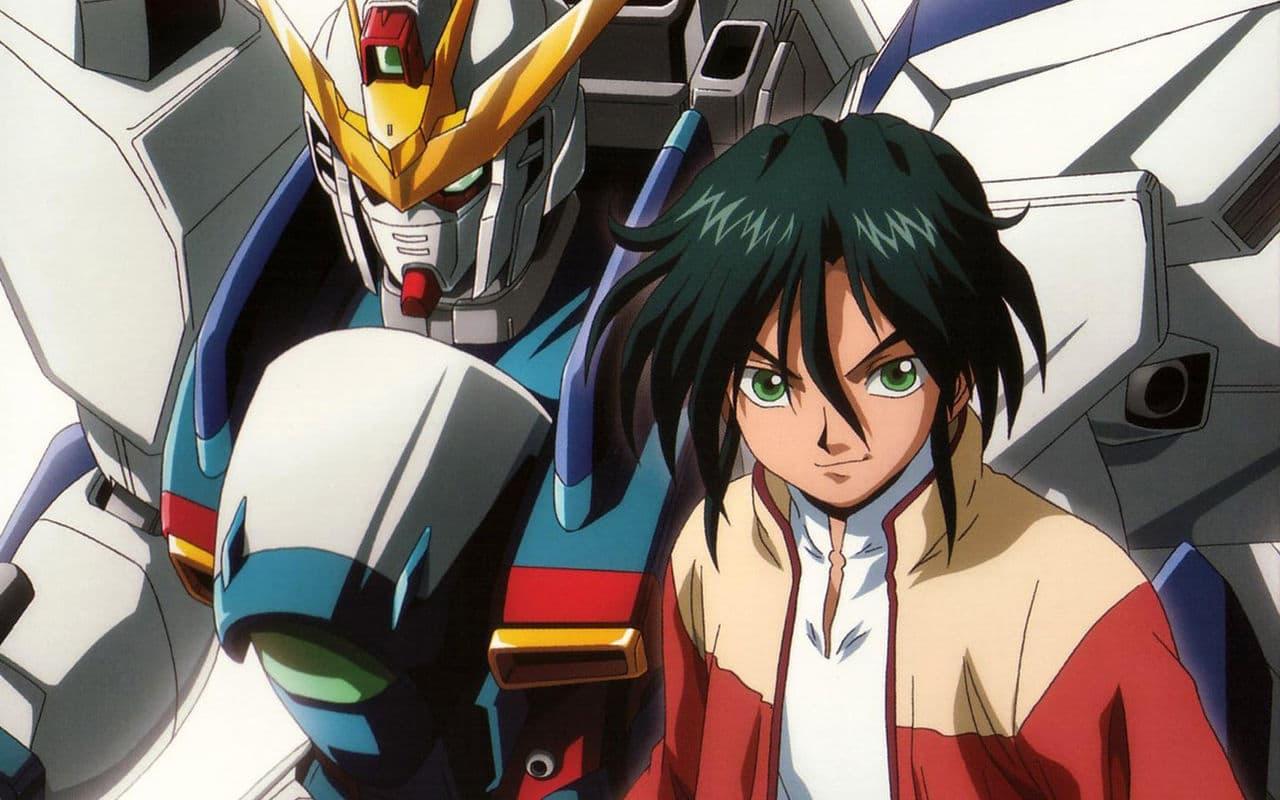 franchise Gundam - after War Gundam x
