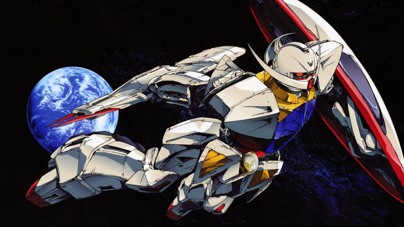 franchise Gundam - turn a gundam
