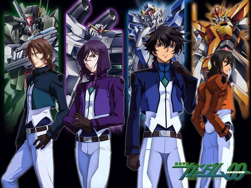 franchise Gundam - Gundam 00
