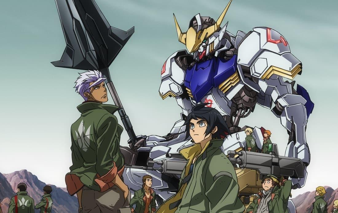franchise Gundam - Iron-blooded orphans