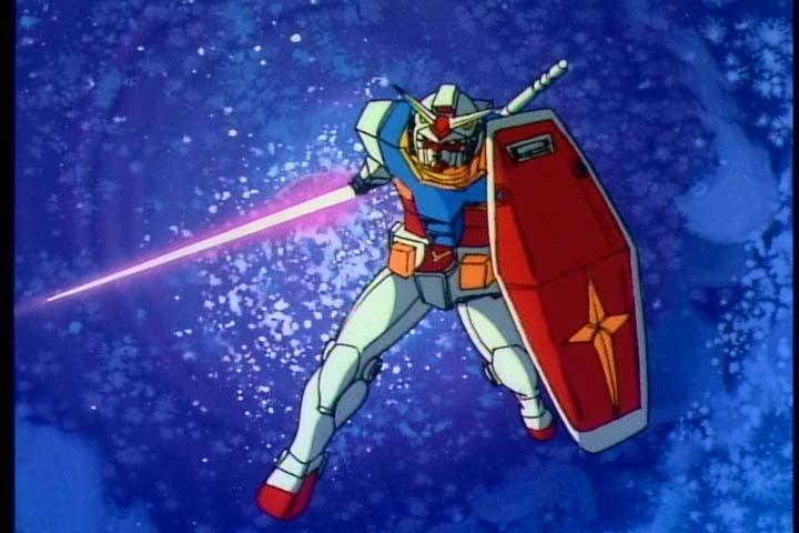 franchise Gundam is - mobile suit gundam