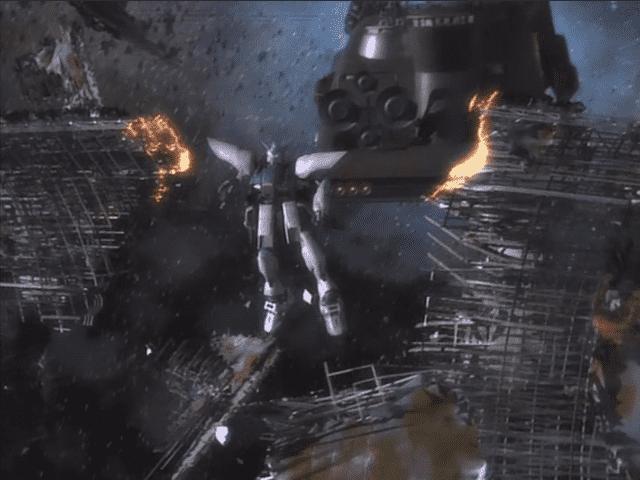 franchise Gundam - g saviour