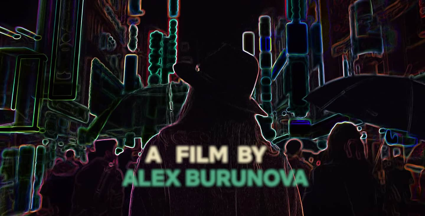 Alex Burunova documentario anime
