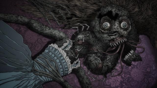 junji ito opere - il funerale della bambola infernale