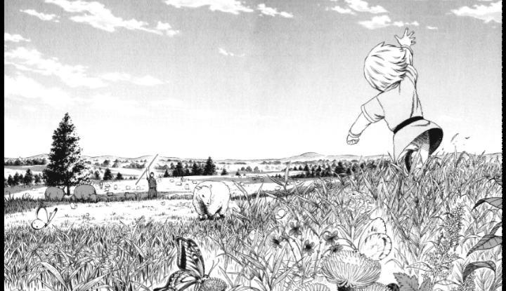 Vinland Saga manga