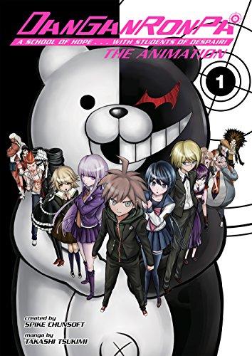 sopravvivenza negli anime - danganronpa