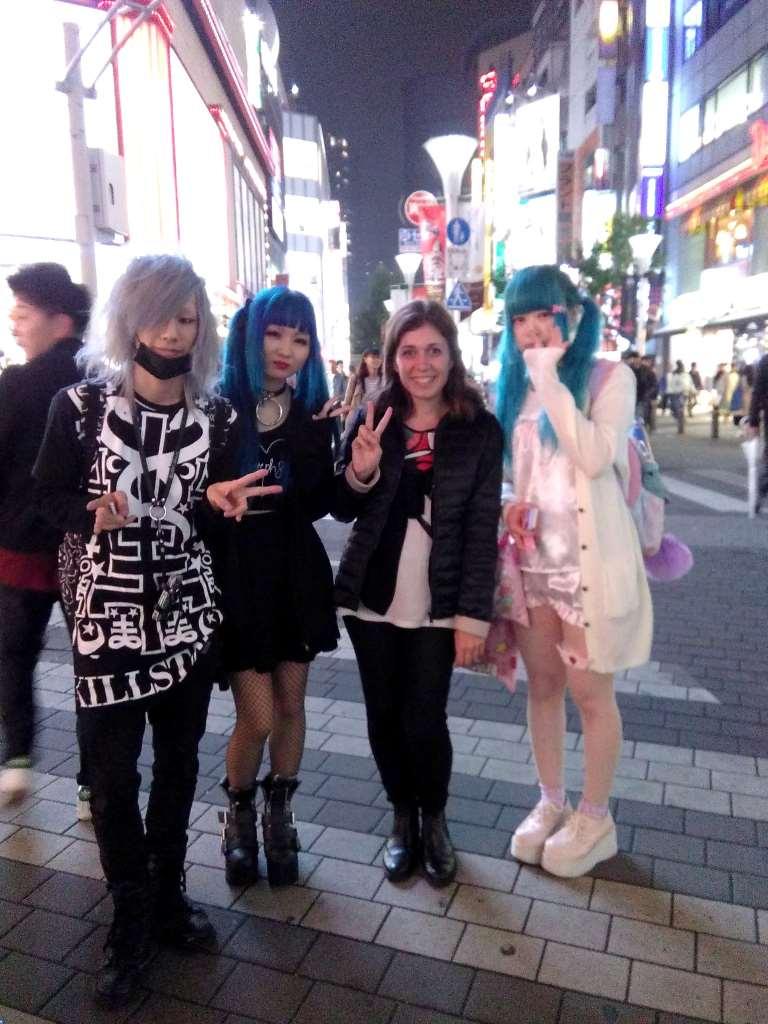 Cosplay per le strade di Ikebukuro
