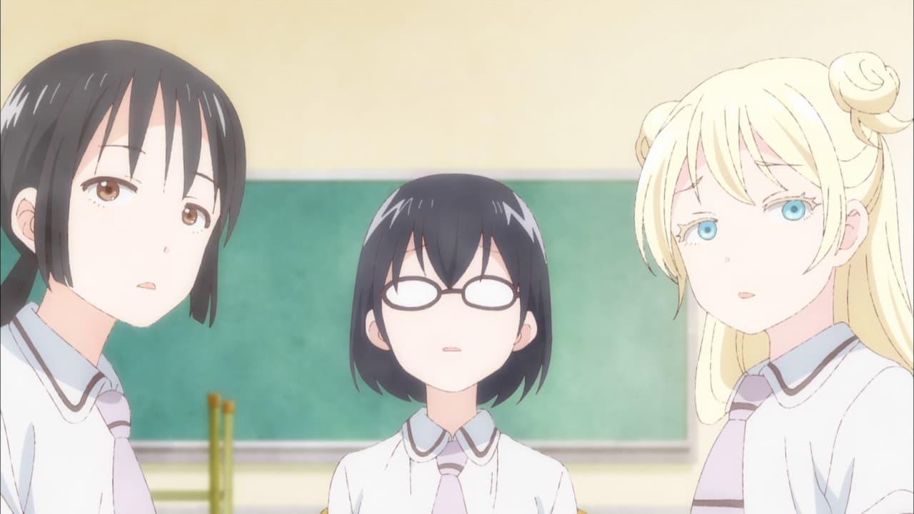asobi asobase anime comico