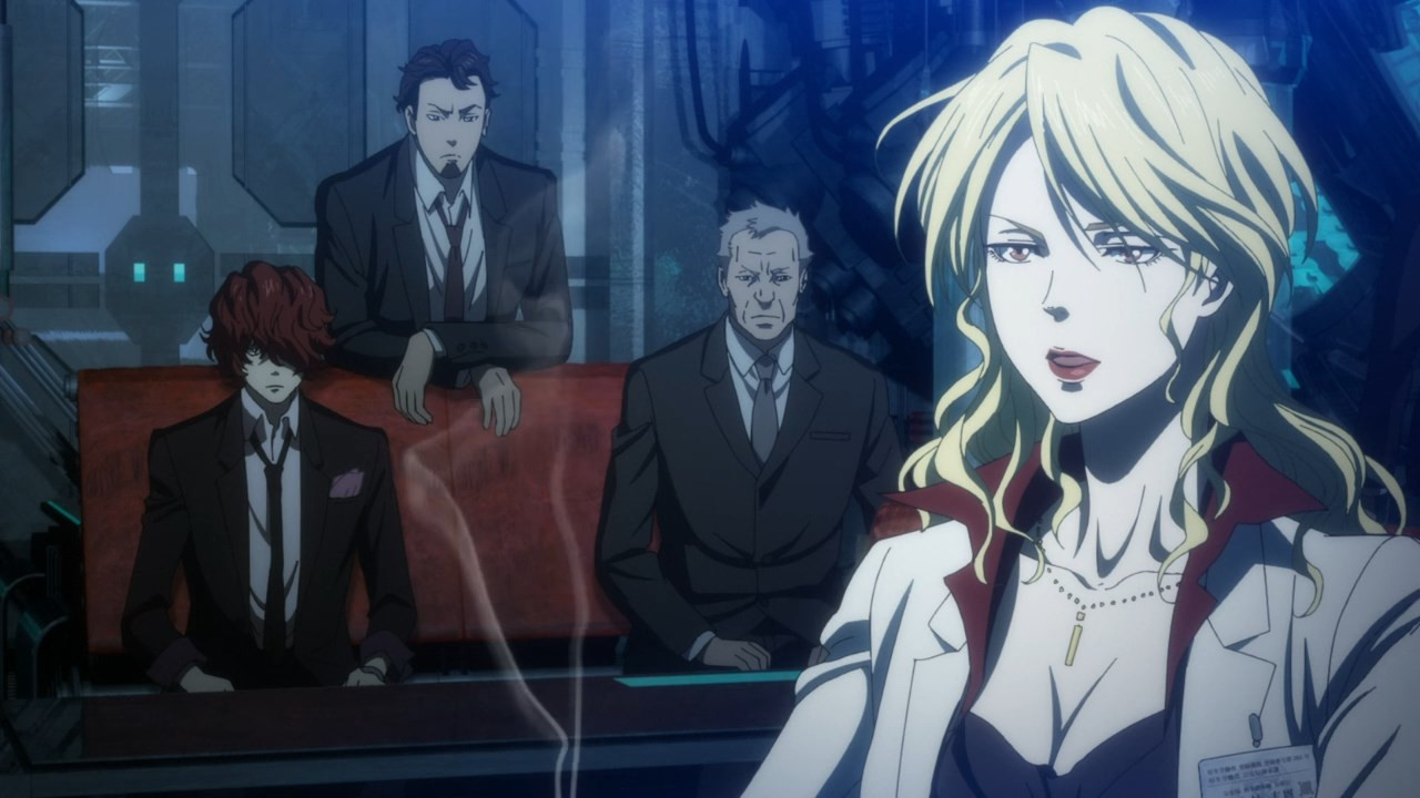 Psycho Pass 3 episode 7