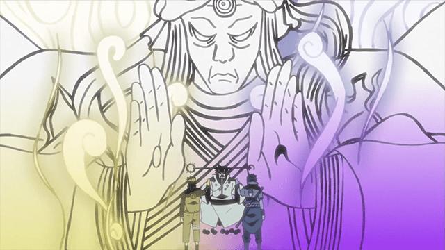 naruto shippuden - l'eremita delle sei vie