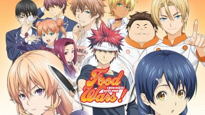 Food Wars! intervista ai creatori
