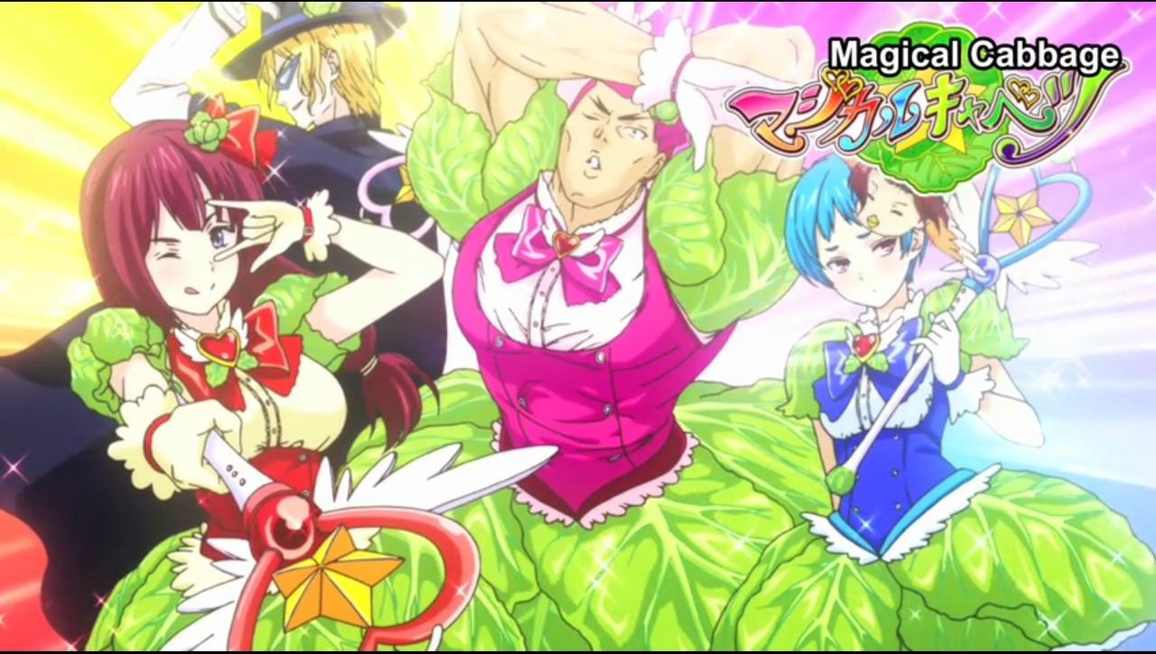 Food Wars! Magical Cabbage