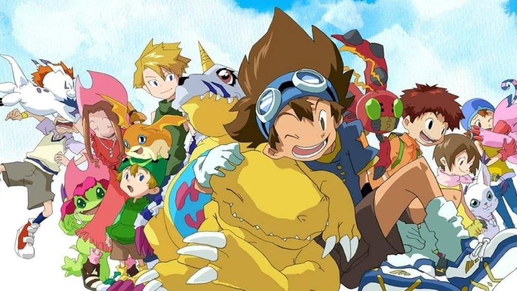 nuovo digimon adventure