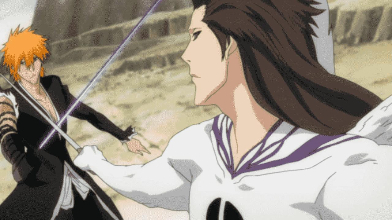 scontri di bleach - ichigo vs aizen