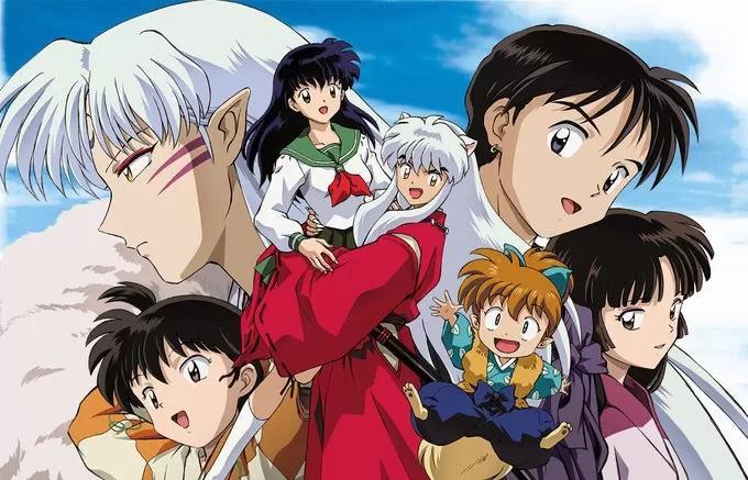 Le migliori opere di Rumiko Takahashi: Inuyasha
