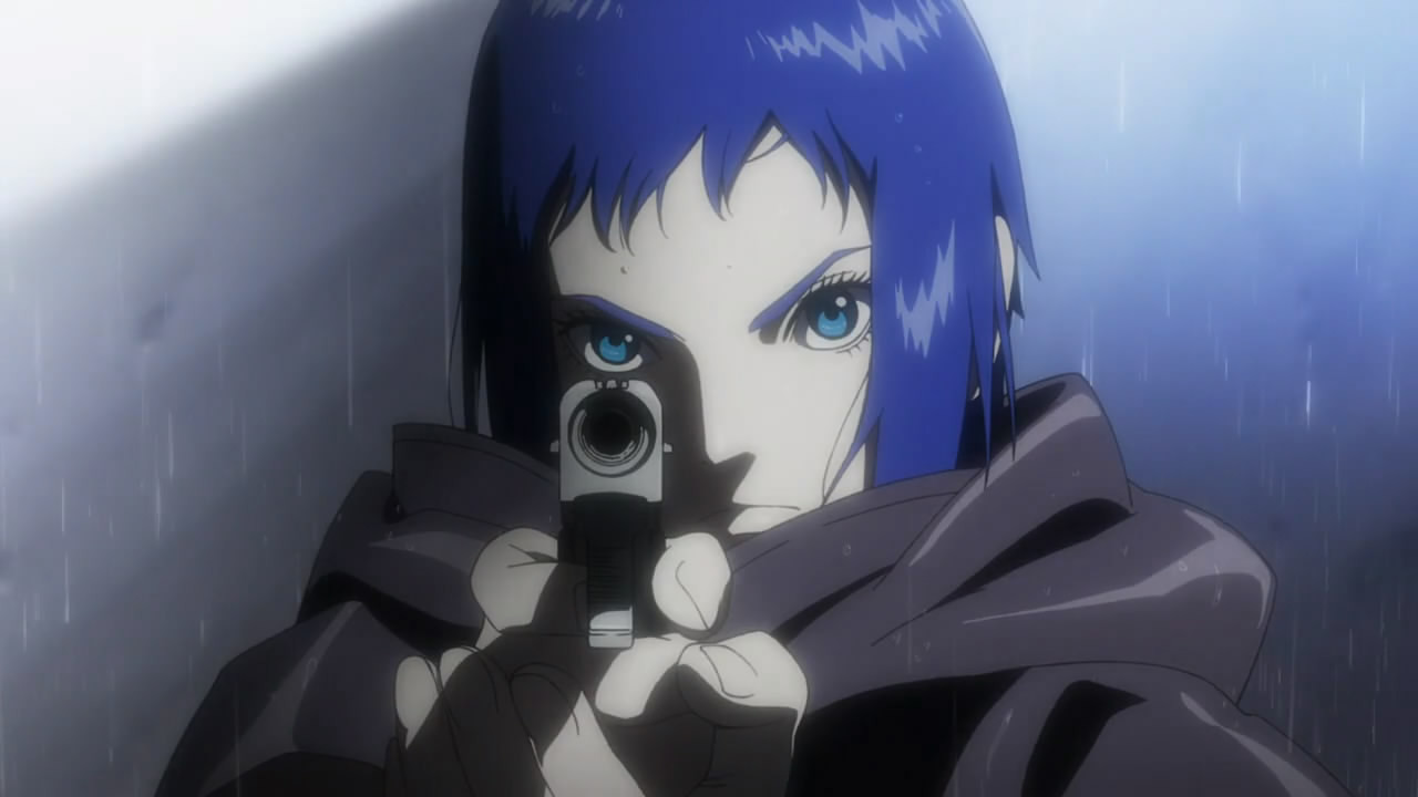 Ghost in the Shell: Arise immagine