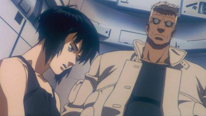 Ghost in the Shell immagine thumbnail