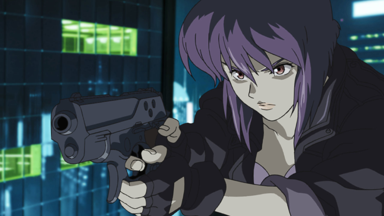 Ghost in the Shell: Stand Alone Complex immagine