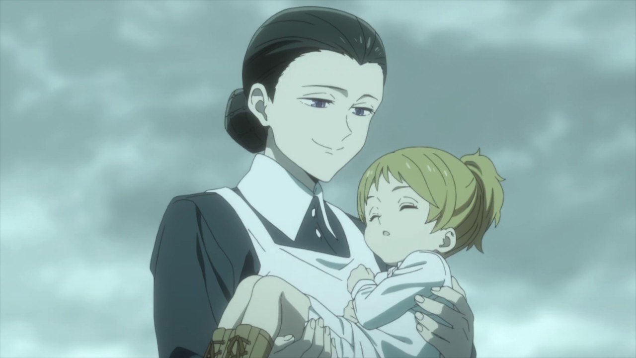 Isabella The Promised Neverland immagine 1