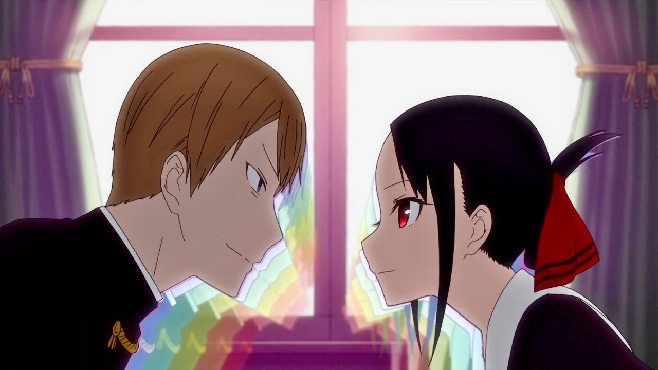 Kaguya e Miyuki Kaguya-Sama immagine 1