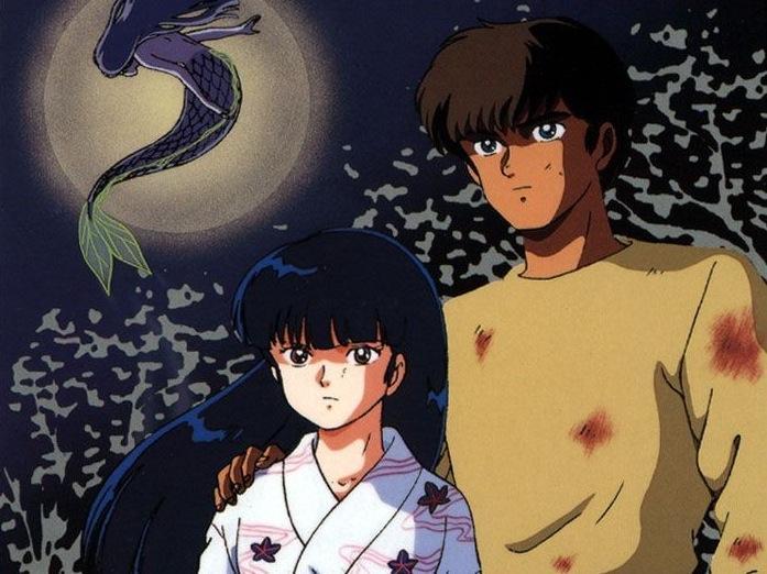 Le migliori opere di Rumiko Takahashi: la saga delle sirene