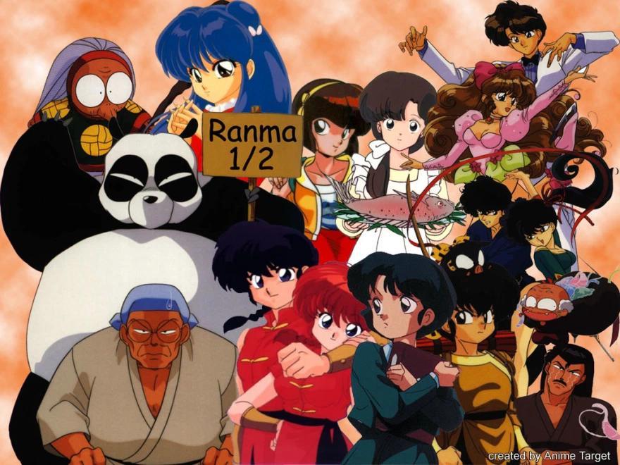 Le migliori opere di Rumiko Takahashi: Ranma