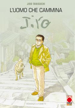 L'Uomo che Cammina manga copertina