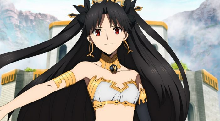 fate grand order ishtar