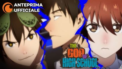 the god of high school pv